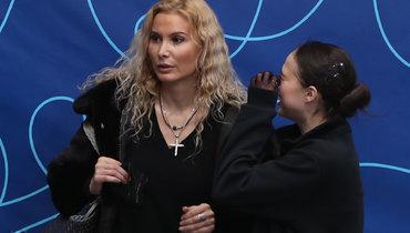 Леонова осудила тренировки уТутберидзе после заявления Бобровой