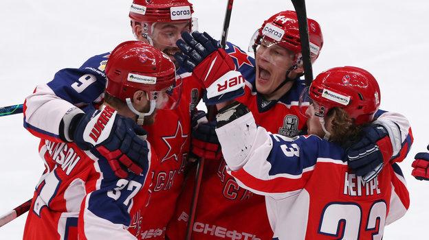 ЦСКА ожидаемо вфинале «Запада». Но «Локомотиву» все равно спасибо