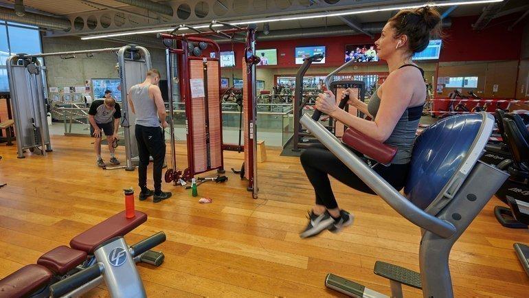 Фитнес-клуб. Фото AFP