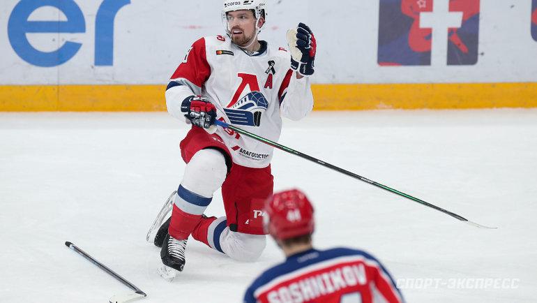 Ушведа из «Локомотива»— 0 очков вплей-офф задва сезона. Его зарплата— 85 миллионов вгод