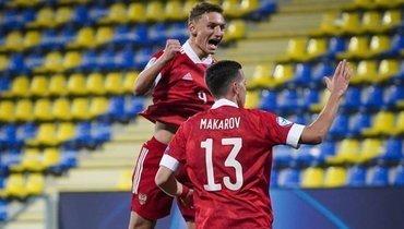 Чалов вошел втоп-10 самых ярких талантов молодежного чемпионата Европы-2021