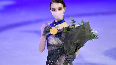 Леонова орейтинге ISU: «Оннестоль важен. Все знают, кто чемпион мира»