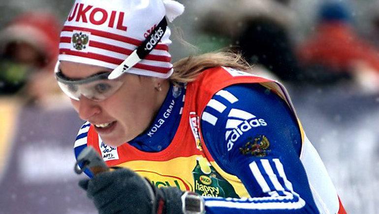 Ольга Рочева на «Тур дески» 2010 года. Фото Wikimedia Commons