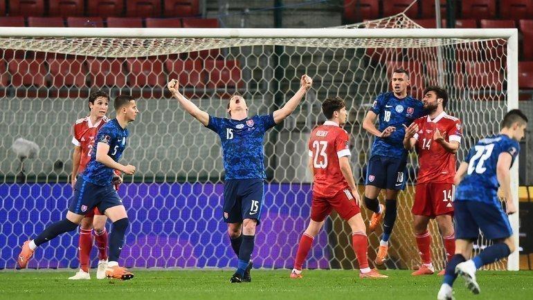 Словакия— Россия: осадок остался. Про Катар пока забыли, думаем оЕвро