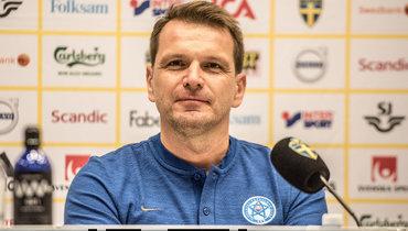 Тренер сборной Словакии прокомментировал победу над Россией