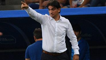 Далич заявил, что Хорватия займет первое место вгруппе отборочного турнира ЧМ-2022 сРоссией