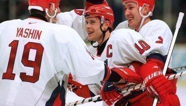 Буре вспомнил отом, как забил пять шайб вполуфинале Олимпиады-1998 вНагано вворота финнов