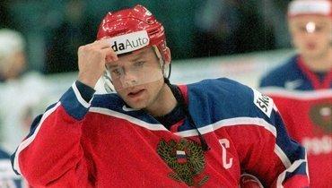 Павел Буре рассказал, зачем сыграл за «Спартак» вофициальном матче вовремя локаута вНХЛ