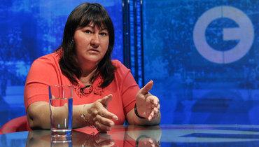 Вяльбе прокомментировала доминирование Большунова над соперниками начемпионате России