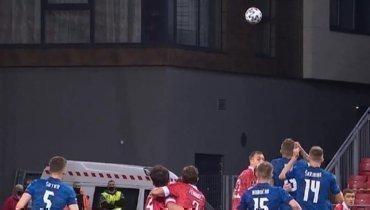 Черчесов объяснил «объятия» Джикии иФернандеса вовремя гола Словакии