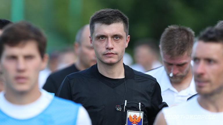 Наматч вПетербурге назначен судья-дебютант. Кашшаи пошел нариск