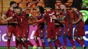Армения обыграла Румынию, воспитанник «Краснодара» Сперцян забил дебютный гол