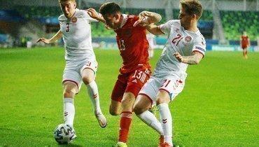 Полузащитник молодежной сборной России Макаров: «Приносим извинения перед всей страной»