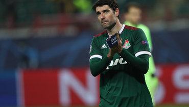 Чорлука заявил, что покинет «Локомотив» после окончания сезона