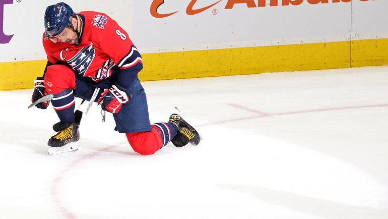 Станетли Овечкин лучшим снайпером НХЛ в10-й раз? Кто ичто могут ему помешать наэтом пути