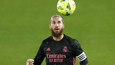 Рамос получил травму ипропустит матчи с «Барселоной» и «Ливерпулем»