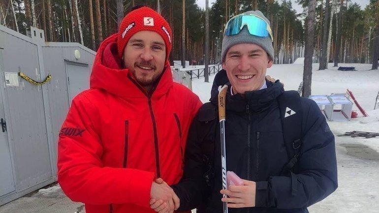 Антон Быков иВладислав Афанасьев. Фото Instagram