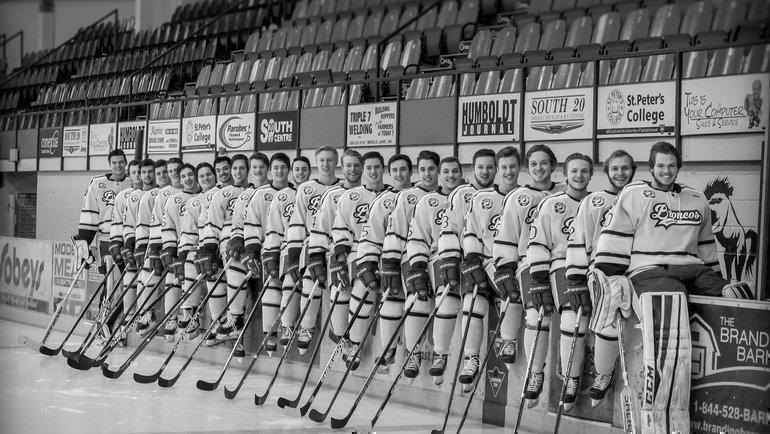 Хоккеисты «Гумбольдт Бронкос». Фото Reuters