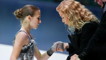 Бутырская— оТрусовой: «Возможно, тренироваться уТутберидзе будет лучше для Саши»