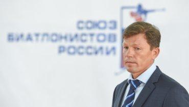 Каминский иШашилов продолжат работать старшими тренерами сборной России побиатлону