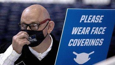 Тактаров— олокдауне вСША: «ВКалифорнии даже вгорах делали замечания, если человек без маски»