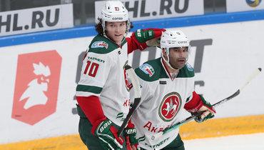 Дмитрий Воронков: «Напереход в «АкБарс» согласился быстро. Что тут думать?»