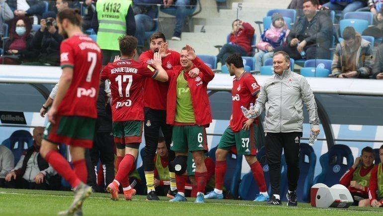 Николич победил экс-ассистента Семина. «Локо» продолжает разрывать РПЛ