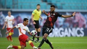 «Бавария» обыграла «Лейпциг» иупрочила свое лидерство вбундеслиге