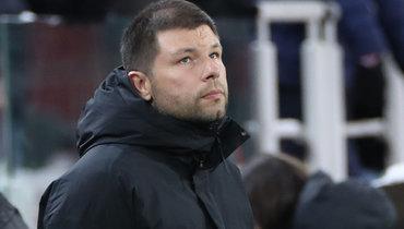 Мурад Мусаев покинул пост главного тренера «Краснодара»