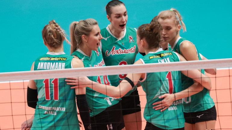 «Локомотив» вбезумном стиле выиграл золото чемпионата. Калининград горел 0:2 и21:23, ноперевернул все!
