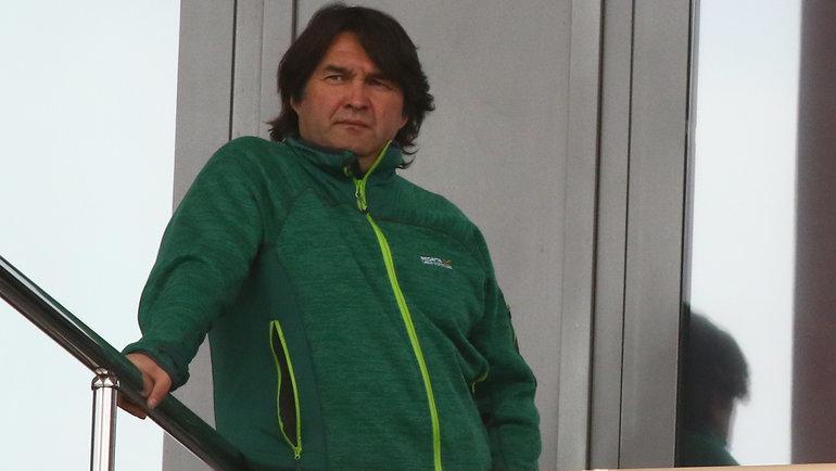 Шамиль Газизов. Фото Валерий Шахов