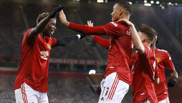 «Манчестер Юнайтед» обыграл «Брайтон» впремьер-лиге