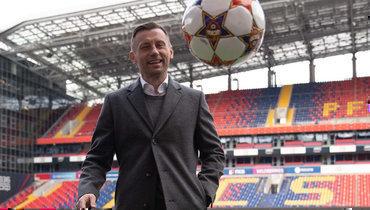 Ивица Олич остался доволен матчем ЦСКА с «Тамбовом»