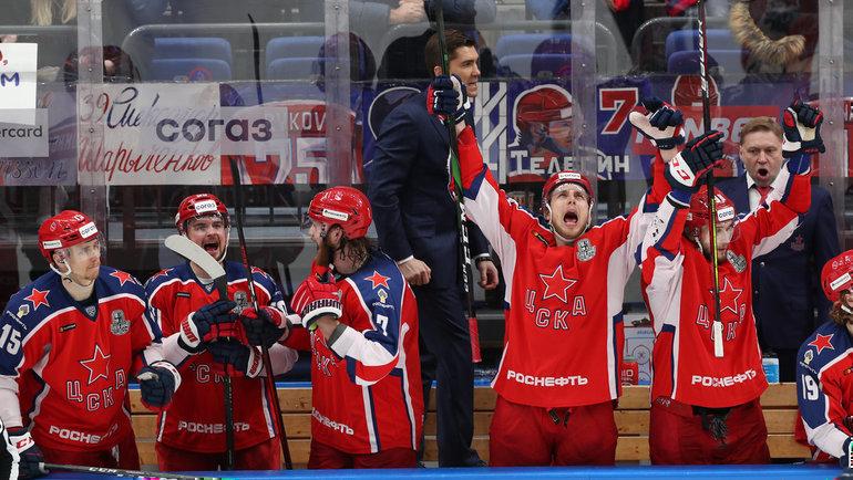 Можетли кто-то обыграть ЦСКА 4 раза? Похоже, чемпион останется прежним