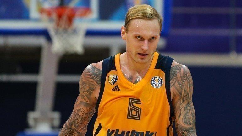 Уйти по-латышски: Янис Тимма больше несыграет за «Химки»