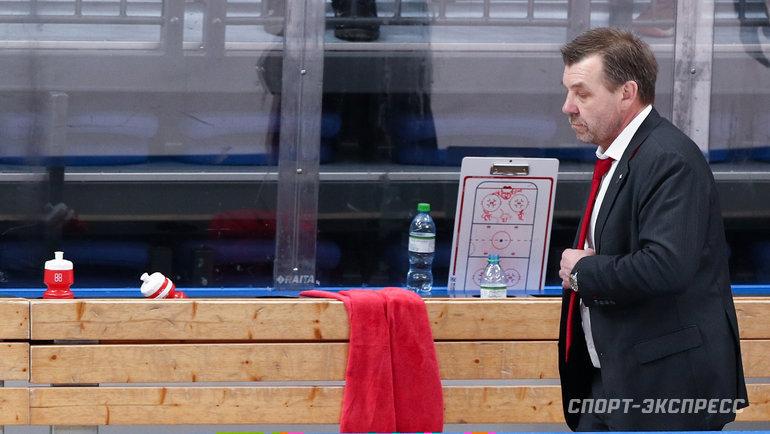 Знарок близок квозвращению в «Динамо». Вместо мощного состава тренеру могут дать разбитое корыто
