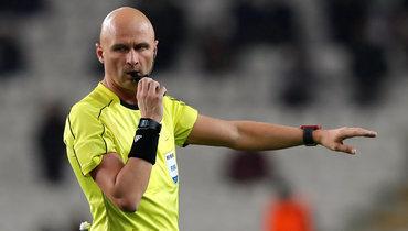 Карасев обслужит матч Лиги Европы «Аякс»— «Рома»