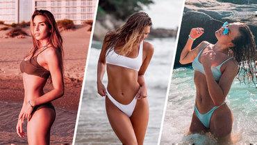 Самые красивые спортсменки начемпионате России поплаванию