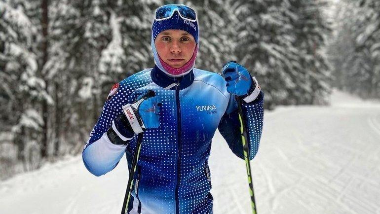 Дмитрий Шамаев. Фото Instagram