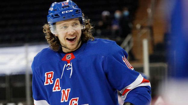 Рейнджерс— Питтсбург— 8:4, обзор матча НХЛ, видео голов, Артемий Панарин набрал 4 очка, 7апреля 2021 года