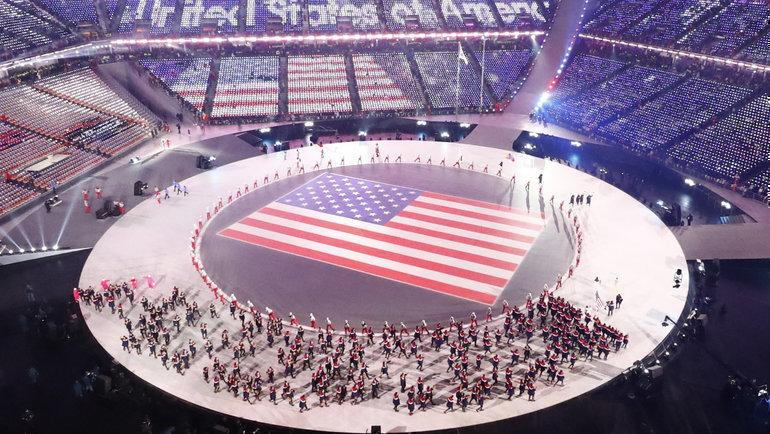 ВСША предлагают бойкотировать Олимпийские игры-2022. Фото Reuters
