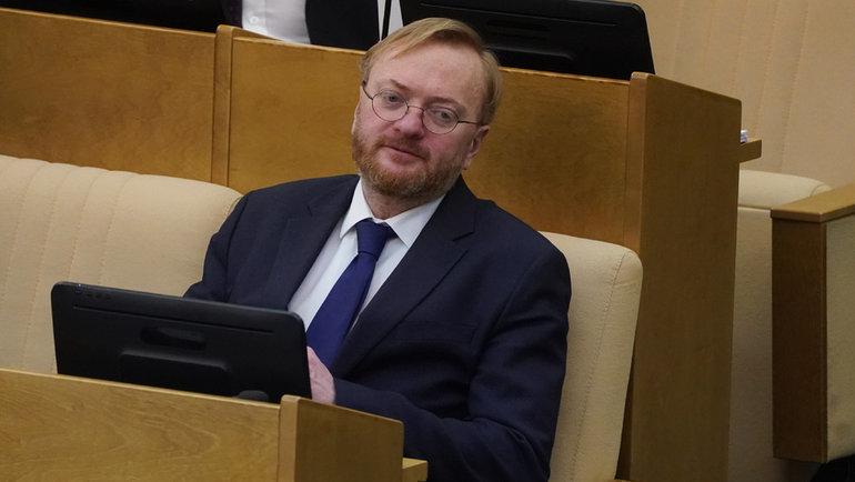 Виталий Милонов. Фото Павел Бедняков / «Известия»