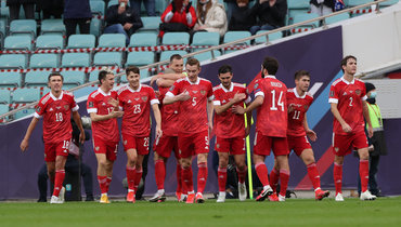 Сборная России поднялась на38-е место врейтинге ФИФА
