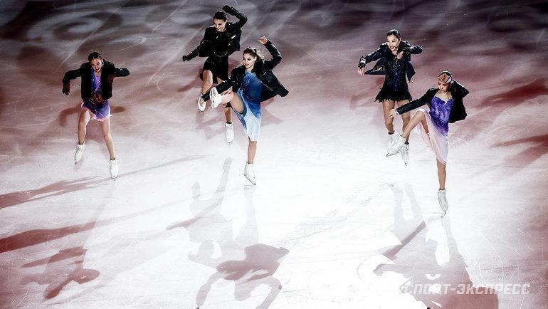 Звезды шоу «Чемпионы нальду». Фото Дарья Исаева, «СЭ» / Canon EOS-1D X Mark II