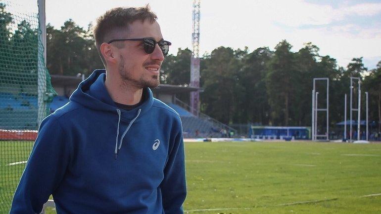 Андрей Исайчев. Фото страница Андрея Исайчева вVKontakte