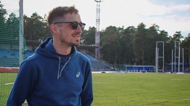 Андрей Исайчев. Фото страница Андрея Исайчева в VKontakte
