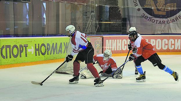 «Золотая шайба»— норма спортивной жизни России