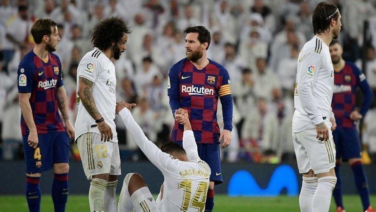 «Реал»— «Барселона»: что нужно знать оглавном матче апреля