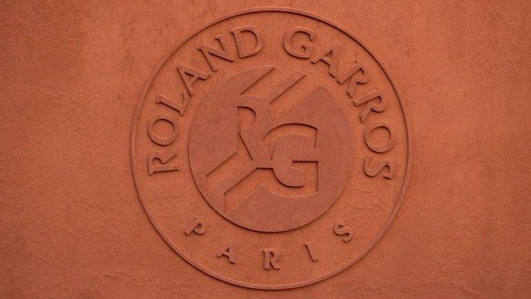 Эмблема турнира Roland Garros. Фото Twitter