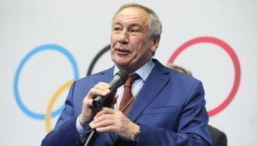 Тарпищев назвал имена российских теннисистов, которые выступят наОлимпиаде вТокио